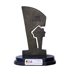 Best Land and Investment Company at The 26th Kenya Homes Expo.